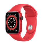Apple Watch Series 6 (PRODUCT)RED Aluminium Case with Sport Band 40mm Cellular