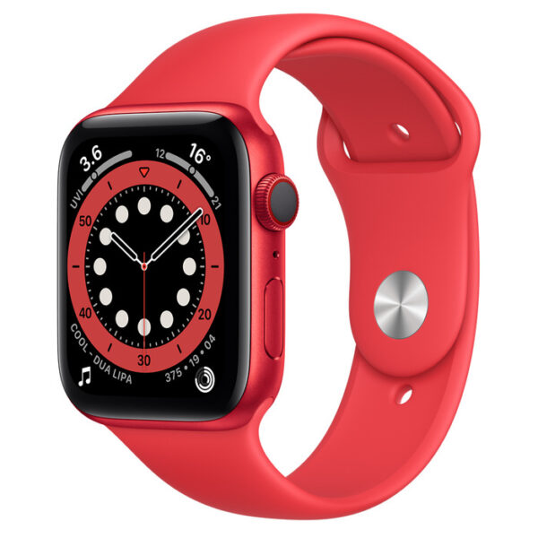 Apple Watch Series 6 (PRODUCT)RED Aluminium Case with Sport Band 44mm Cellular